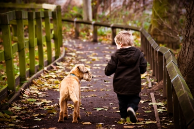 Children and Grieving – Four Ways You Can Help Your Child Heal