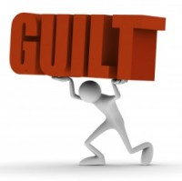 Getting Through The Guilt – HOW?