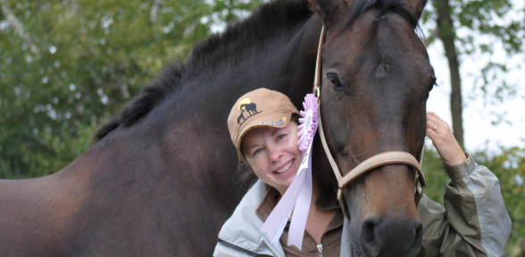 Guest Spotlight: Horses of a Lifetime – A Gift From Maggie